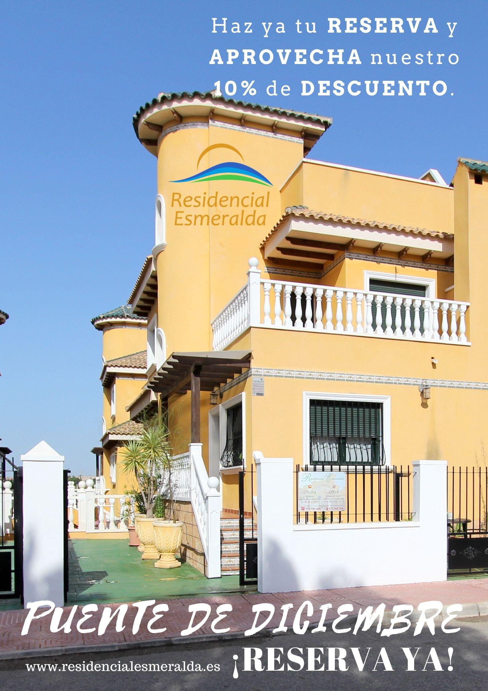 Promoción Puente de Diciembre, en Residencial Esmeralda